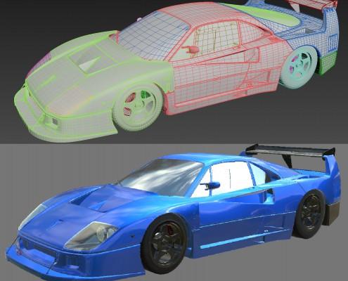 3D CAD Modellierung